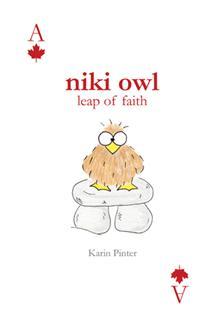 Niki Owl Leap of Faith, by Karin Pinter
