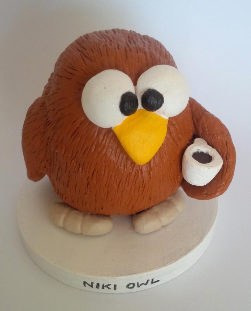 Spur Coffee Owl